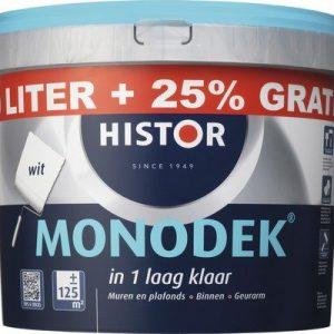 Histor Monodek 10ltr + 2,5ltr GRATIS