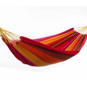 'Margarita' Sunset Eénpersoons Hangmat - Veelkleurig - 123 Hammock
