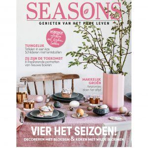 Seasons editie 4 - april 2019