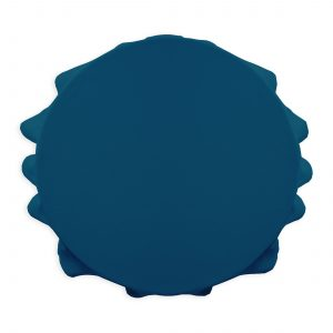 Today Rond Tafelkleed Donkerblauw - 180cm
