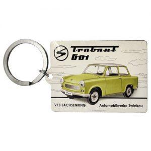 Trabant 601 Sleutelhanger