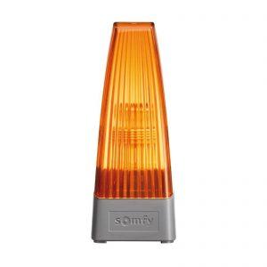 Oranje lamp - Model 2017