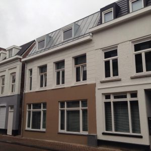 Woning aan de Molenstraat te Roosendaal